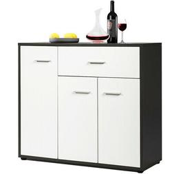 Buffet Sideboard Cabinet Console Table w/Drawer Storage Unit