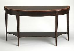 DOWNTON MANOR INLAID CONSOLE TABLE - SIDEBOARD - CHERRY NOUV