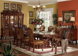 Dresden Traditional 8pc Formal Dining Room Set Table Chairs