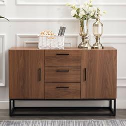 Modern Sideboard Storage Cabinet Buffet Table Kitchen Consol